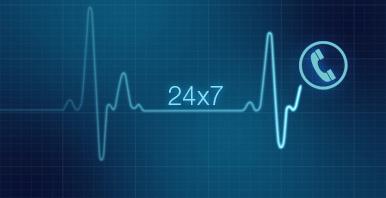 24x7 Monitoring En Storingsdienst