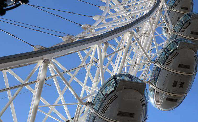 Starneth London Eye
